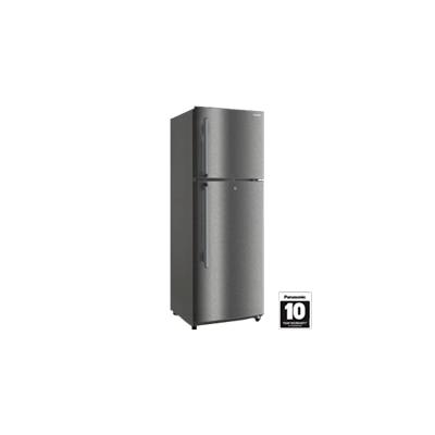 Panasonic 400 L Double Door Refrigerator (NR-BC40SSX1)