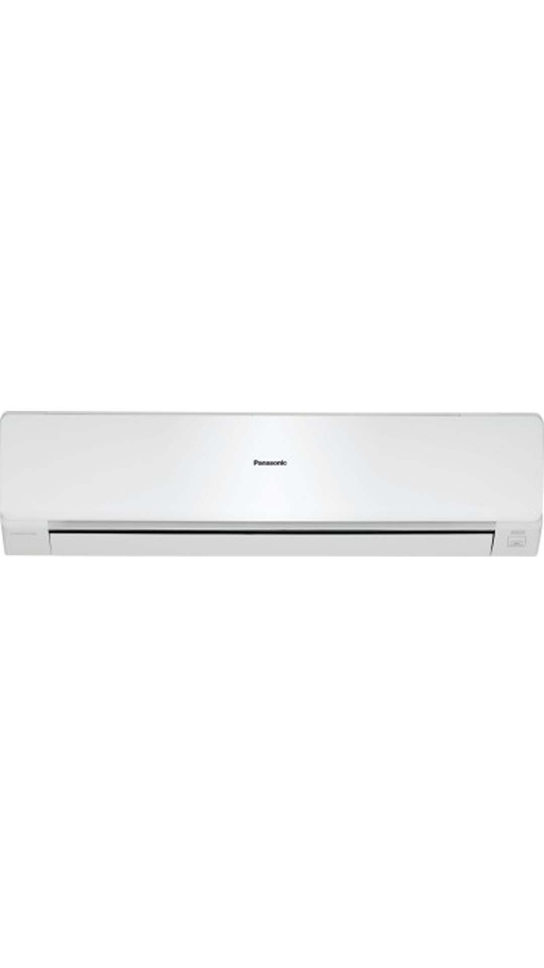 Panasonic CS/CU-UC24RKY2 2 Ton 2 Star Split AC (White)
