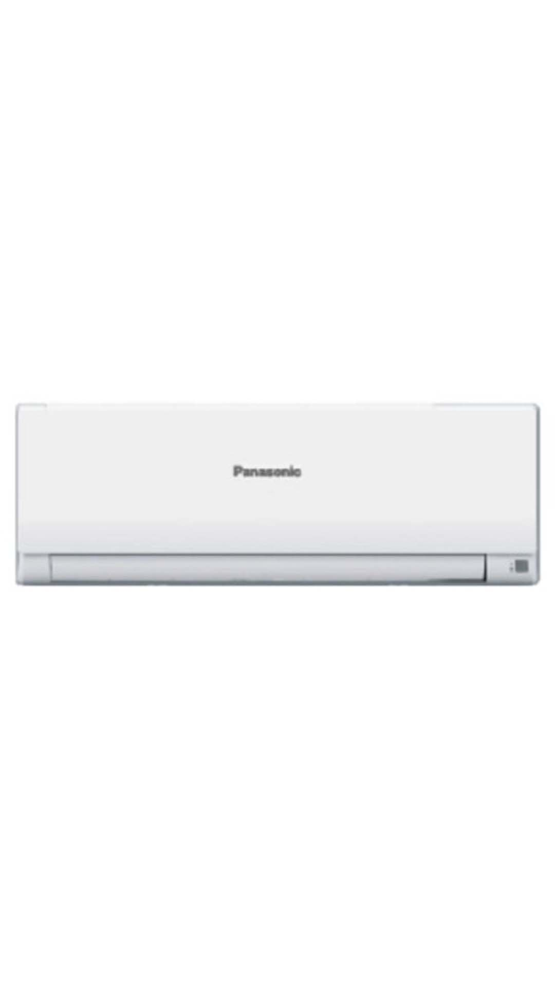 Panasonic CS/CU-VC12RKY2 1 Ton 2 Star Split AC (White)