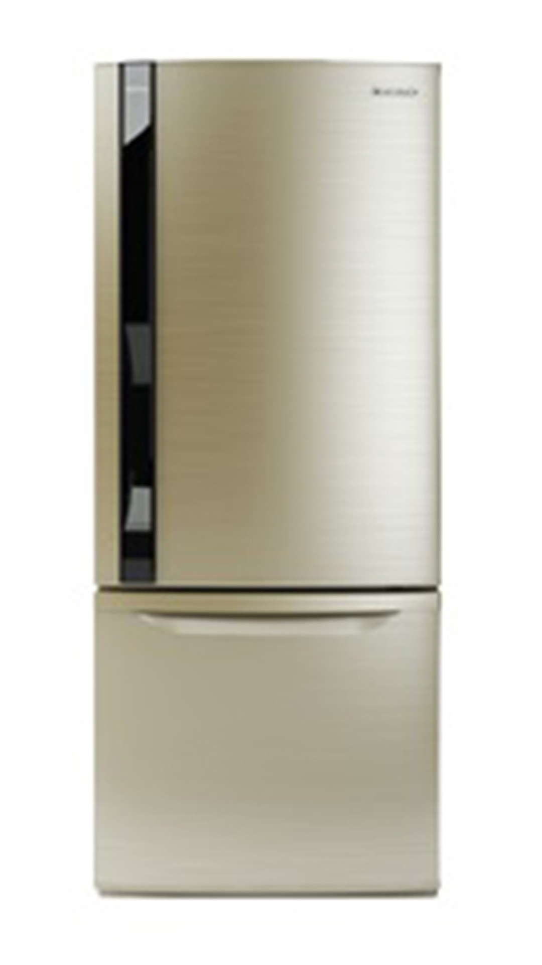 Panasonic NR-BW415VN 360 L Double Door Refrigerator (Champagne)