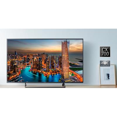 Panasonic TH-49CX700D (123 cm) 49 LED TV 4K (Ultra HD)