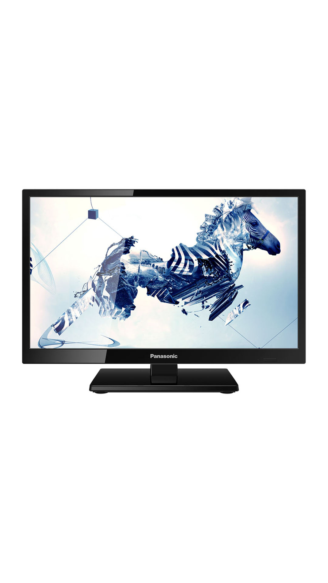 Panasonic TH-19C400DX 48.26 cm (19) LED TV (HD Ready)