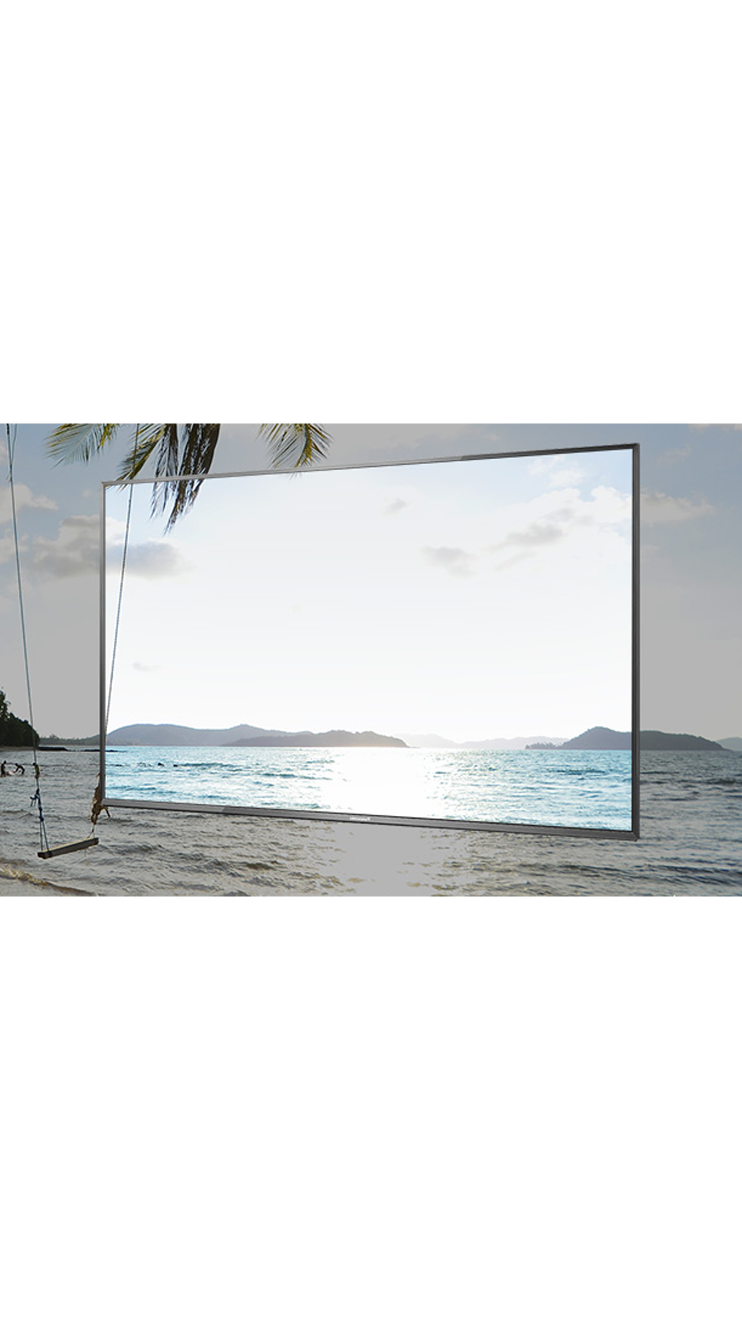 Panasonic TH-40CX600D 101.6 cm (40) LED TV 4K (Ultra HD)