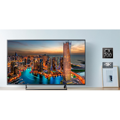 "Panasonic 151 cm (60"") 4K (Ultra HD) Standard LED TV TH-60CX700D"