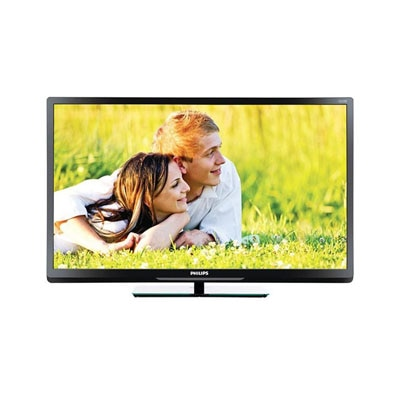 Philips 55.88 cm (22) Full HD LED TV 22PFL3958