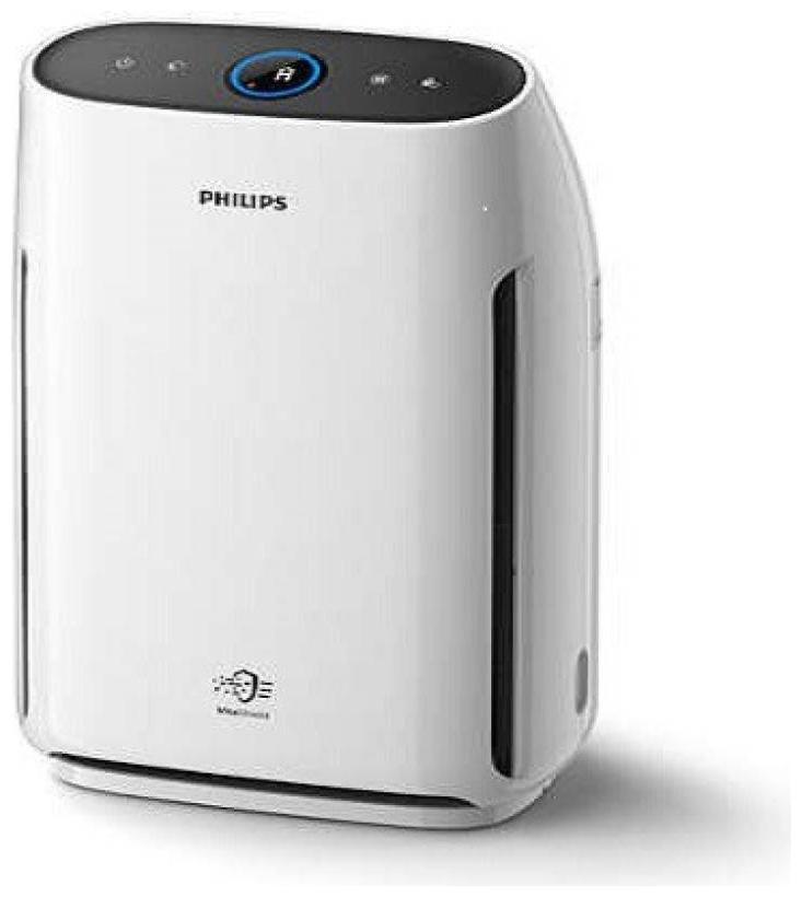 Philips AC 1217 Portable Room Air Purifier (White)