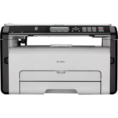Ricoh SP 210SU Multi-Function Laser Printer