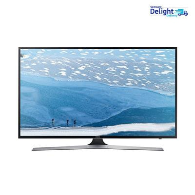 "Samsung 101.6cm (40"") 4K (Ultra HD) Smart LED TV UA40KU6000KMXL Image"
