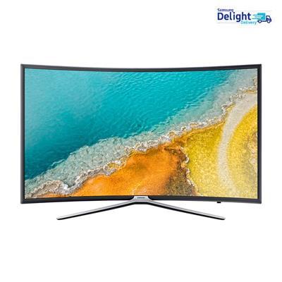 "Samsung 101.6cm (40"") Full HD Smart Curved LED TV UA40K6300AK Image"