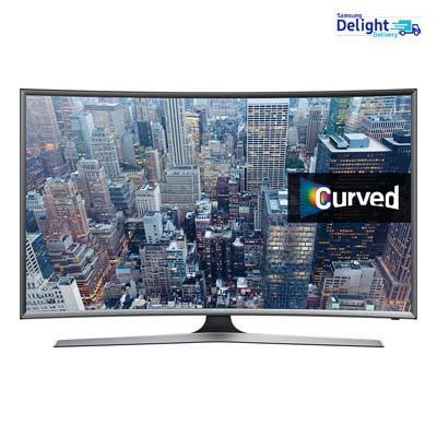 """Samsung 121.92 cm (48"""") Full HD Smart Curved LED TV 48J6300 Image"""
