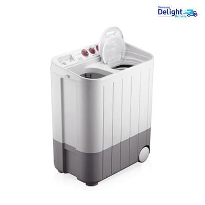 Samsung WT657QPNDPG Semi Automatic Top Loading 6.5 kg Washing Machine