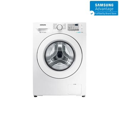 Samsung 8 kg Fully Automatic Front Loading Washing Machine WW80J4213KW