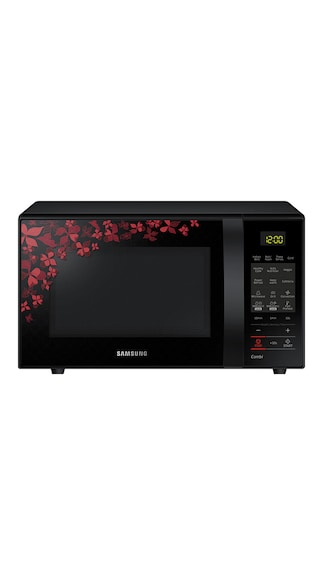 Samsung-CE75JD-SB-21L-Convection-Microwave-Oven