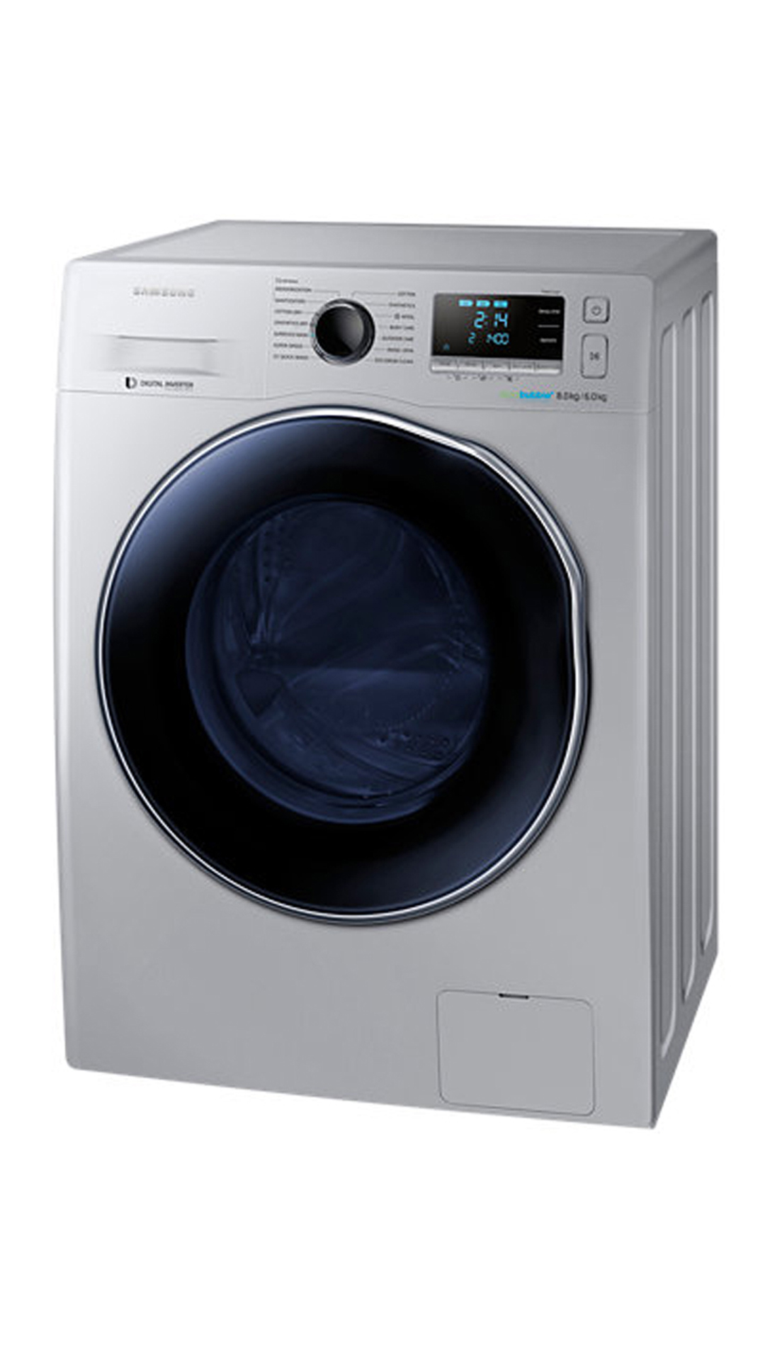 Samsung WD80J6410AS Fully Automatic Front Loading 8 KG Washing Machine