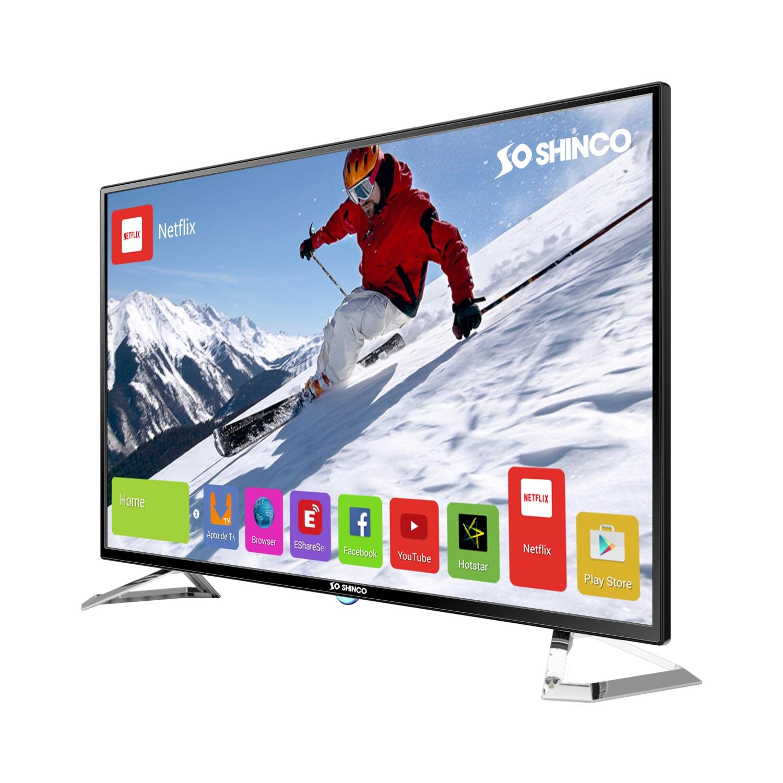 Shinco 122 cm (48 Inch) S050AS Full HD Smart LED TV