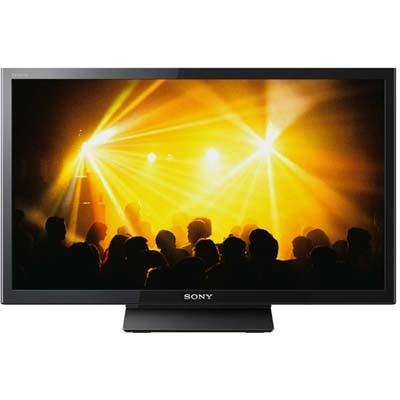 "Sony 60.96 cm (24"") WXGA LED TV KLV-24P422C Image"