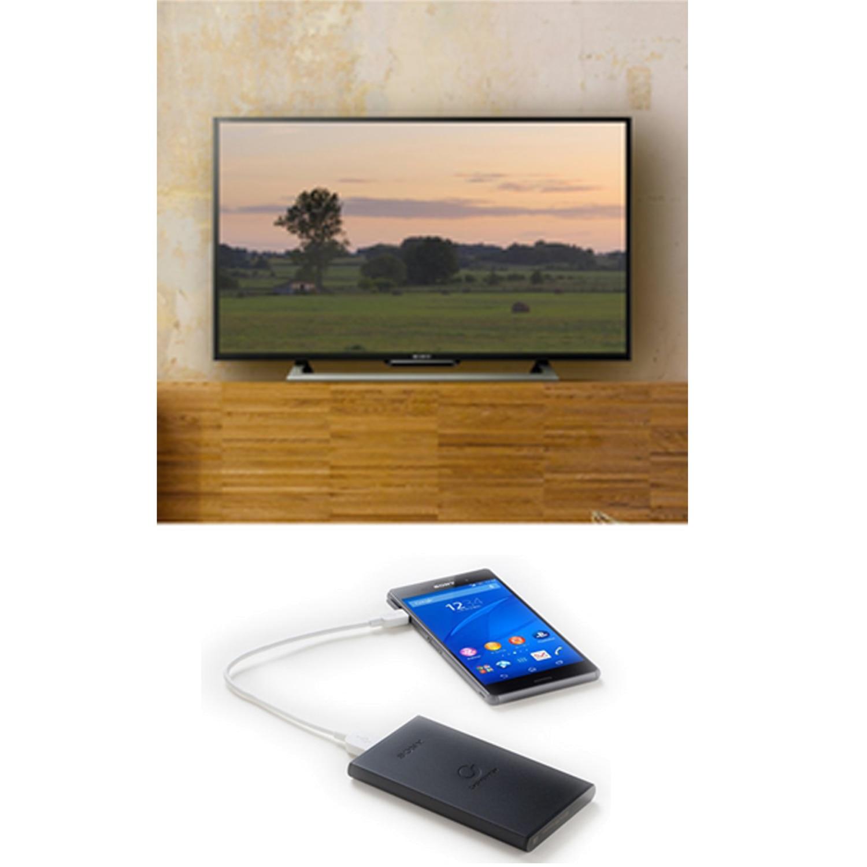 """Sony 81.28 cm (32"""") Full HD LED TV KLV-32W562D"""