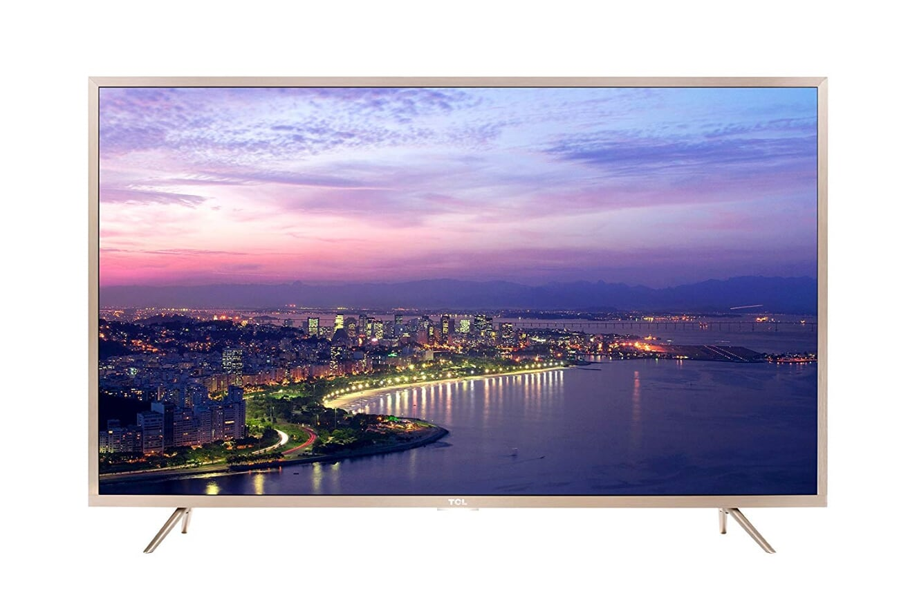 TCL 165.8 cm (65 inches) L65P2MUS 4K (Ultra HD) Smart TV
