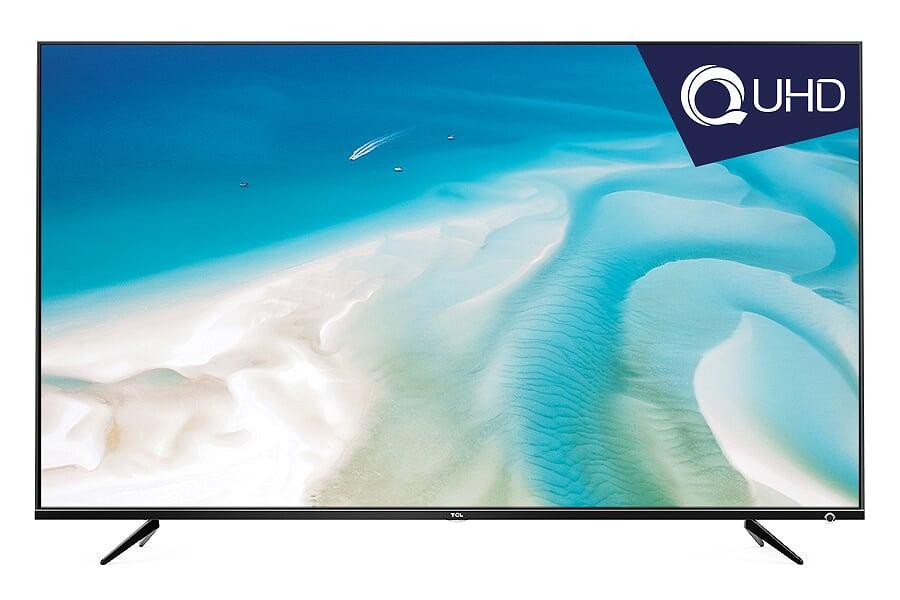 TCL P6 107.9cm (43 inch) Ultra HD (4K) LED Smart TV(43P6US)