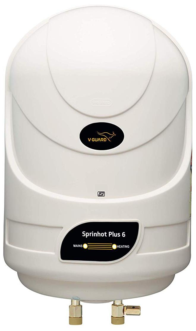 V-Guard 6 L Storage Geyser (Sprinhot Plus)