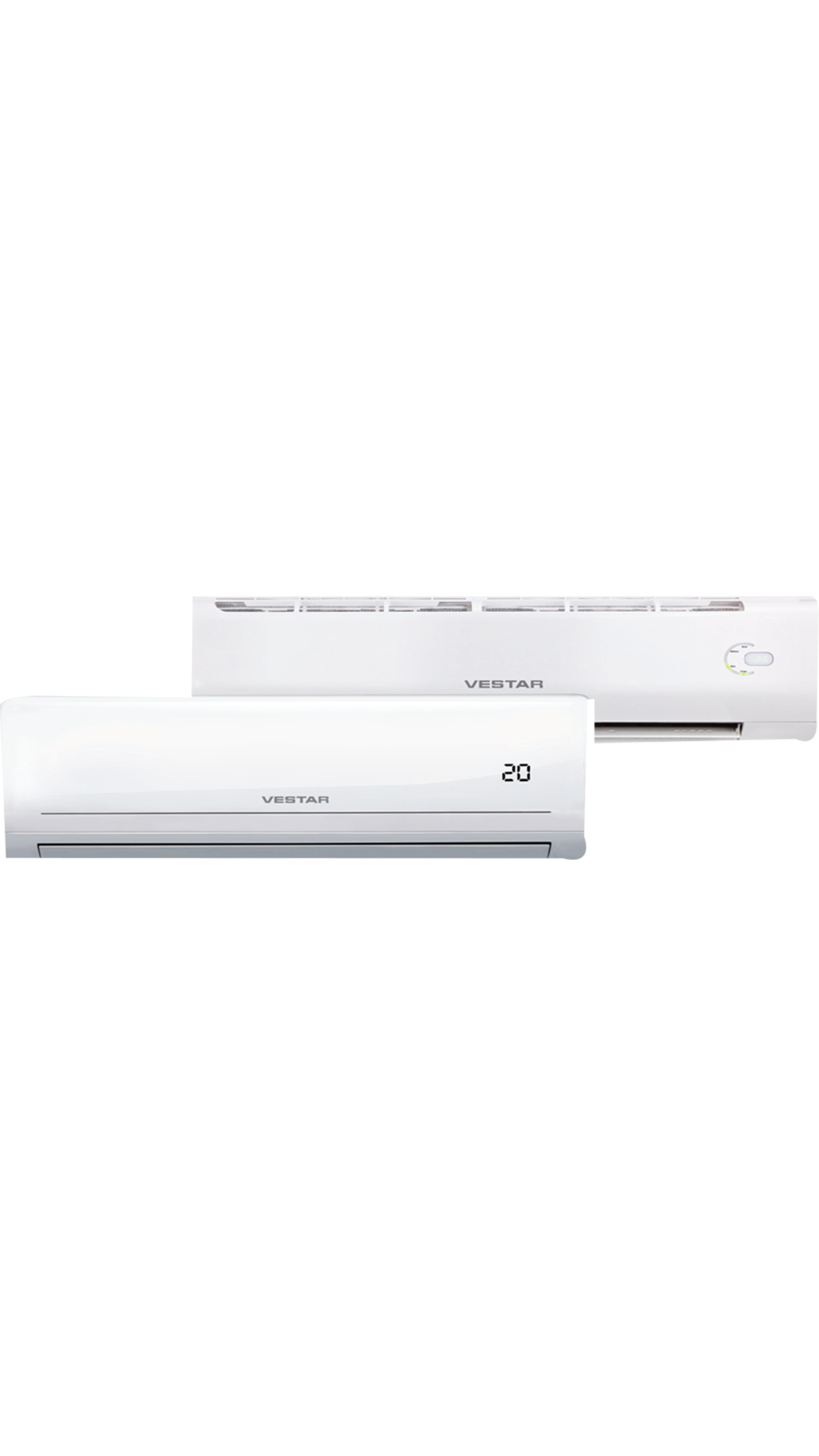 Vestar VASN122168T 1 Ton 2 Star Split Air Conditioner