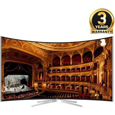 "Vu 139 cm (55"") 4K (Ultra HD) Smart Curved LED TV TL55C1CUS"
