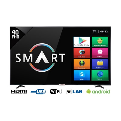 "Weston 101 cm (40"") FHD Smart LED TV WEL-4000S Image"