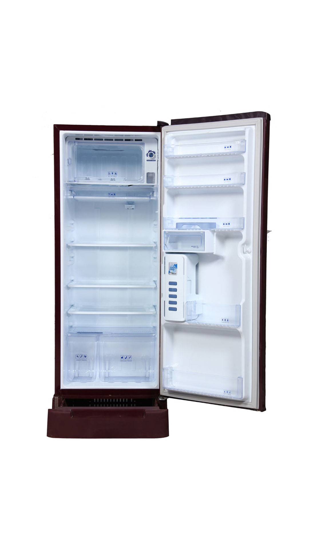 Whirlpool 230 ICEMAGIC ROY 215 L Double Door Refrigerator