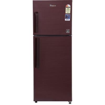 Whirlpool 245 L Double Door Refrigerator NEO FR258 CLS PLUS...