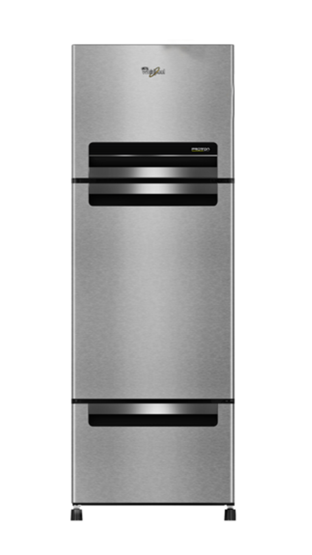Whirlpool 240 L Triple Door Refrigerator (Alpha Steel) - FP 263D PROTTON ROY
