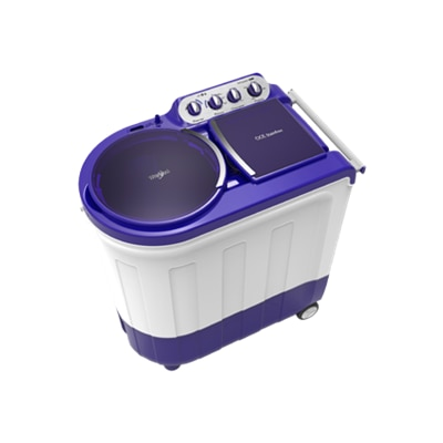 Whirlpool ACE 8.0 STAINFREE 8 Kg Semi Automatic Top Loading...