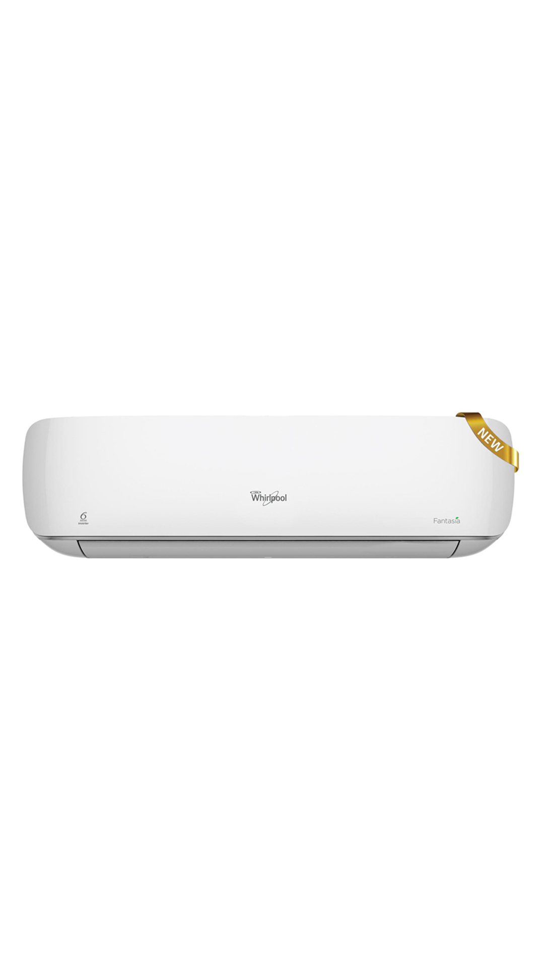 Whirlpool FANTASIA INV 1 Ton Inverter Split AC (White)