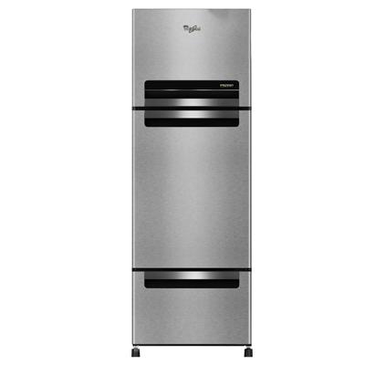 Whirlpool FP 343D PROTTON Royal 300 L Triple Door Refrigerator (Alpha Steel)