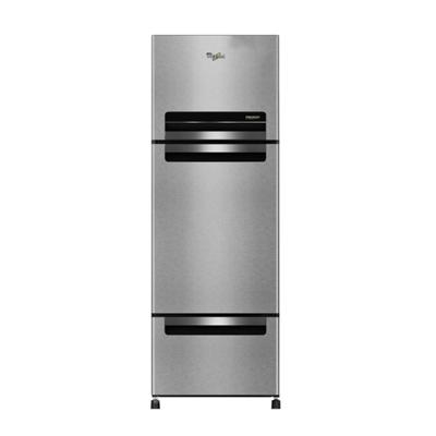 Whirlpool FP 313D PROTTON Royal 300 L Triple Door Refrigerator (Alpha Steel)