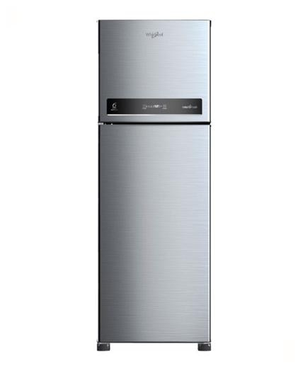 WHIRLPOOL (Frost Free) 265 L Double Door Refrigerator (IF INV 278 ELT COOL ILLUSIA STEEL (4S) COOL ILLUSIA)
