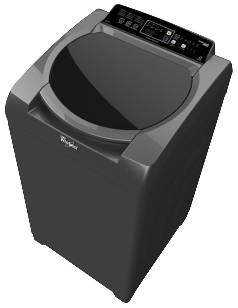 Whirlpool 8 kg Fully Automatic Top Load Washing Machine (Stainwash Ultra, Graphite)