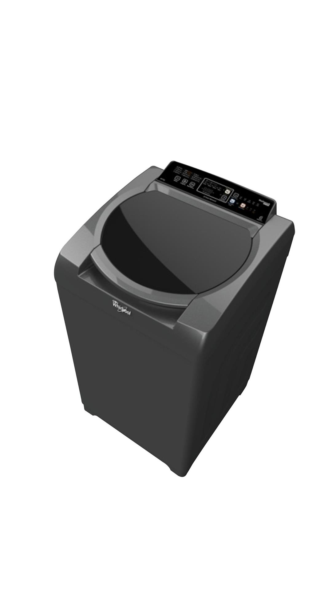Whirlpool Stainwash Ultra Fully Automatic Top Loading 8 kg Washing Machine (Graphite)