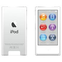 Apple iPod Nano 16 GB 7th Generation 2015 Edition A1446 (Silver)
