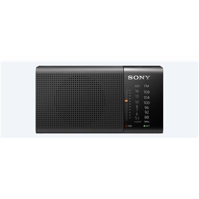 Sony ICF-P36 Portable Radio (Black)