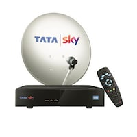 Tata Sky HD Box With 1 Month Dhamaal Mix Pack