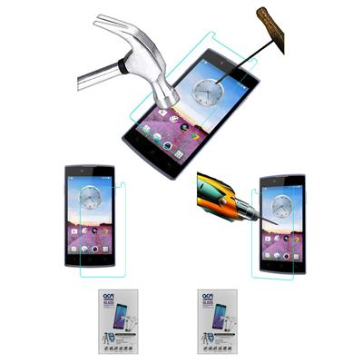 Acm Pack of 2 Tempered Glass Screenguard for Oppo Neo 3 R831k Screen Guard Scratch Protector