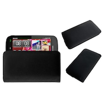 Acm Pouch Case For Nokia 808 PureView (Black)