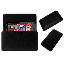 ACM Pouch Cover For Nokia 808 PUREVIEW (Black)
