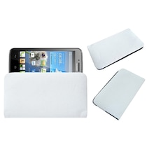 ACM Pouch For Huawei Y511 (White)