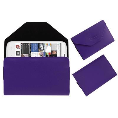 ACM Pouch For Celkon Signature Hd A119q (Purple)