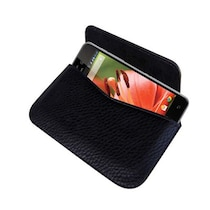 ACM Pouch For Lava Iris Pro 30 (Black)