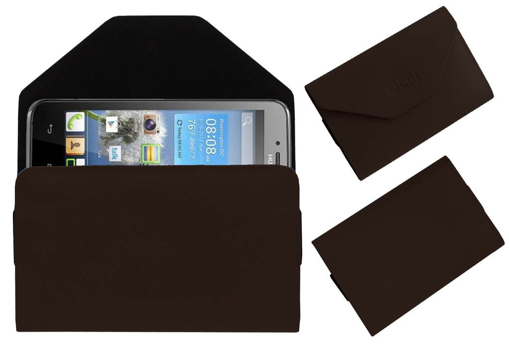 ACM Pouch For Huawei Y511 (Brown)