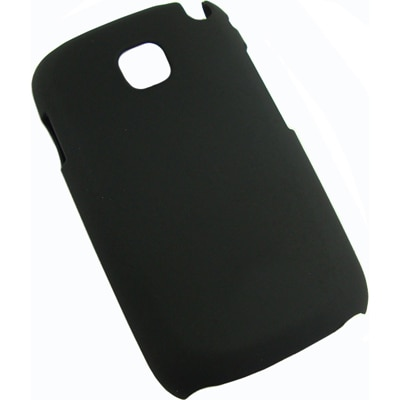 AIU Back Cover For Samsung Champ Neo Duos C3262 (Black)
