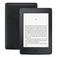 Kindle Paperwhite 4 GB E-Book Reader With Wi-Fi (Black)