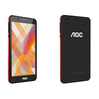 AOC M601 Tablet 8 GB (Black & Red)